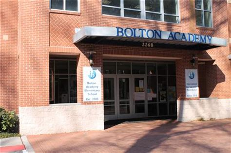 bolton academy overview