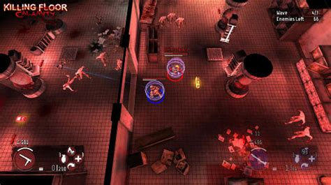 killing floor calamity android apk game killing floor
