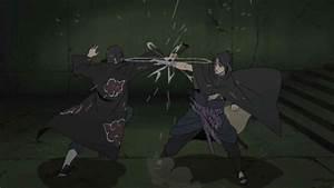 Itachi Vs Sasuke Gif | gotanime.club