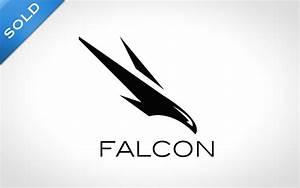 Falcon Logo For Sale - Lobotz