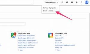 Create a Google Maps API Key