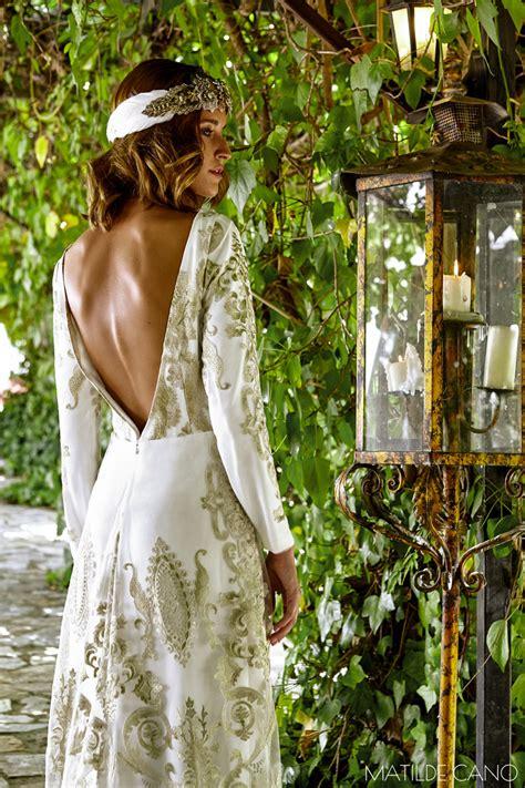vestidos de novia matilde cano