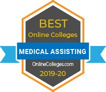 medical office assistant schools colleges