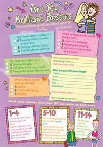 Fun quizes for teen girls