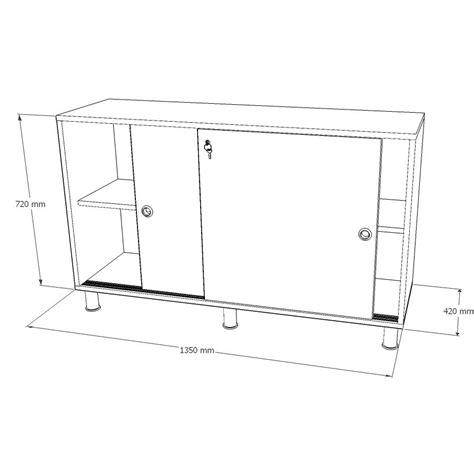 bureau dimension armoire de bureau pour rangement et archivage meuble