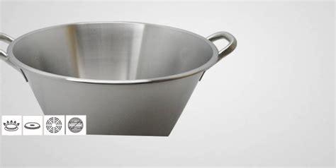cuisine landaise bassine landaise inox professionnelle bassine et cul de
