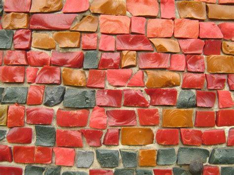 colorful brick wall art design  high resolution wallpaper teglafal brick wall