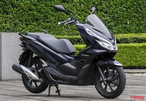 Pcx 2018 Japan by 2018 New Pcx Hybrid Test Ride Review Webike Moto News