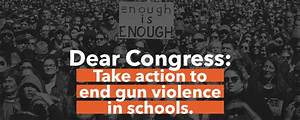 Email Congress: Demand Action to End Gun Violence