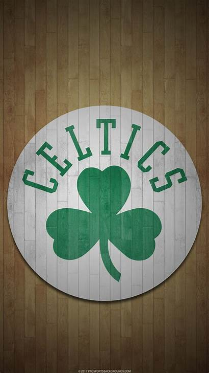 Celtics Boston Wallpapers Nba Logos Iphone Team