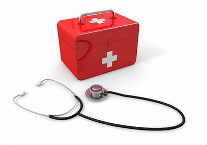 Kit Aid Clipart Emergency Doctor Medical Clip