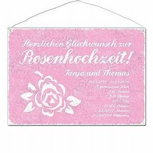 Geschenke Zur Rosenhochzeit : geschenke zur rosenhochzeit 10 jahre online geschenkeshop mit schraubenm nnchen mit widmung ~ Frokenaadalensverden.com Haus und Dekorationen