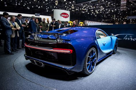 Bugatti Chiron Top Speed by 2018 Bugatti Chiron Gallery 668282 Top Speed