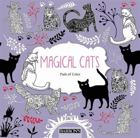 A Million Christmas Cats: Festive Felines to Color   The
