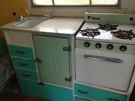 reused kitchen cabinets 1958 kitchen from rollin vintage 1954