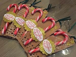 Kleine Weihnachtsgeschenke Basteln : stempelsch n die gesichte einer zuckerstange mit ~ A.2002-acura-tl-radio.info Haus und Dekorationen