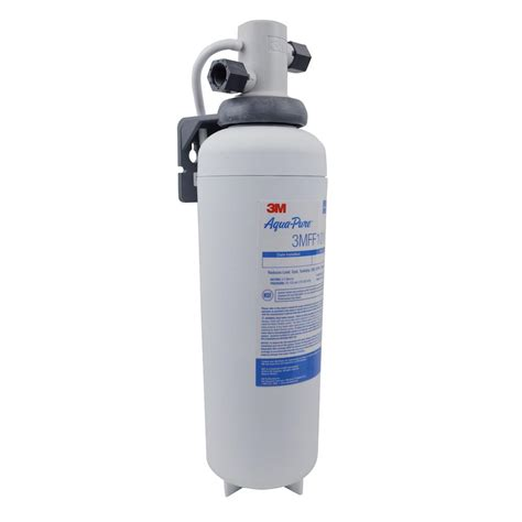 under sink water filtration system aqua pure full flow under sink water filtration system