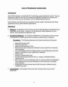 Staff Policy Template 11 Attendance Policy Templates Free PDF Format Download Free Premium Templates