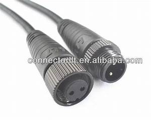 Shenzhen led outdoor lighting cable connector waterproof