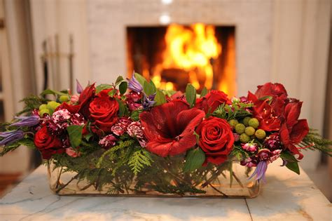 christmas arrangements  hurriyet design