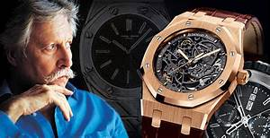 Gerald Genta One of the Greatest Watch Designers DreamChrono