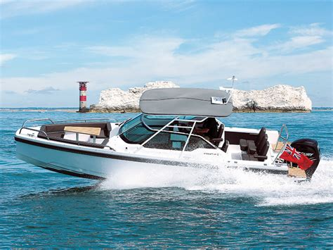 Axopar 24 Ttop  Powerboat & Rib Magazine
