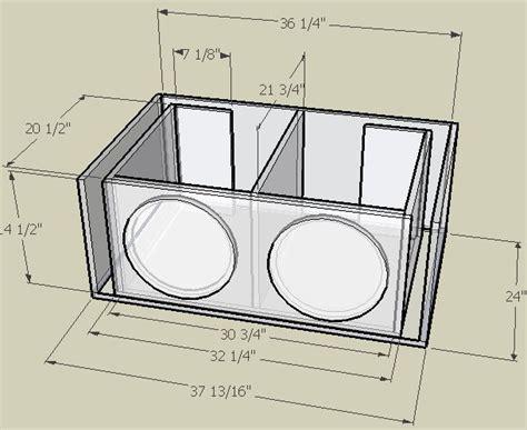 subwoofer box design speakers sound system speaker pencil and in color