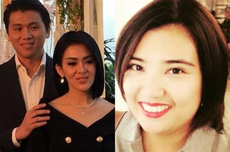 Cantiknya Khas Perempuan Jepang Inilah Sosok Kakak Kandung Reino Barack Pesona Ipar Syahrini