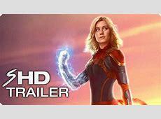 CAPTAIN MARVEL Teaser Trailer Concept 2019 Brie Larson