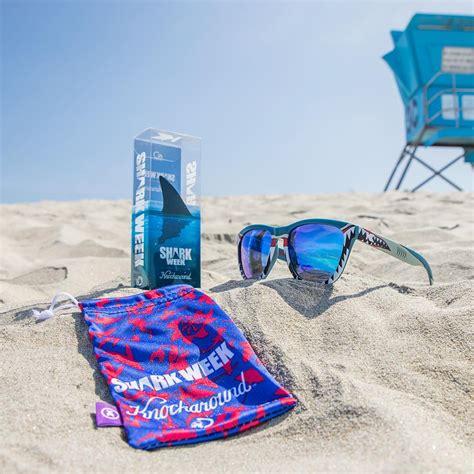 knockaround sunglasses shark week imprint venture lab news