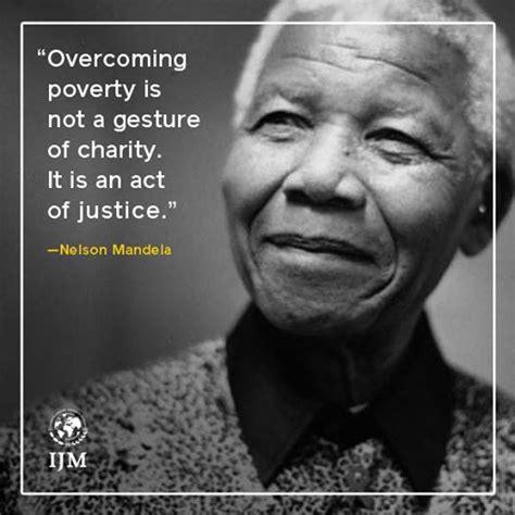 overcoming poverty nelson mandela bodhicitta vihara