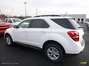 2017 Summit White Chevrolet Equinox LT AWD #117727369 ...