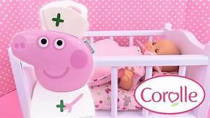 Bébé Corolle Youtube : peppa pig infirmi re bo te d 39 accessoires m dicale b b corolle mon premier malade medical case ~ Medecine-chirurgie-esthetiques.com Avis de Voitures