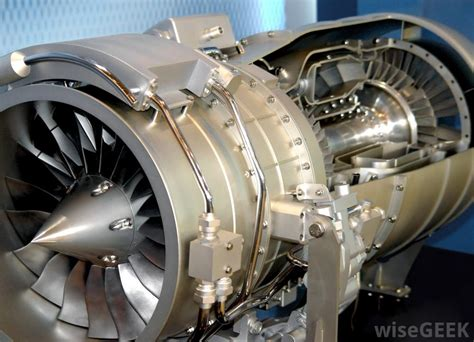 What Is A Gas Turbine Engine? (with Pictures