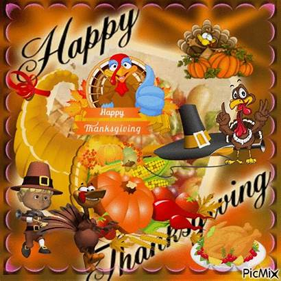 Thanksgiving Happy Picmix Gifs Quotes Morning Turkey