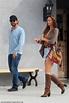 Gerard Butler and stunning girlfriend Morgan Brown step ...