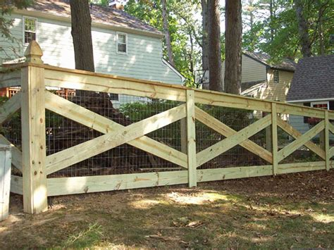 Farm Fences Pictures and Designs