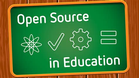 open source  education begins march  opensourcecom