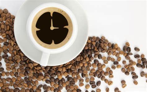 Coffee Art Time Wallpaper Pc Wallpaper