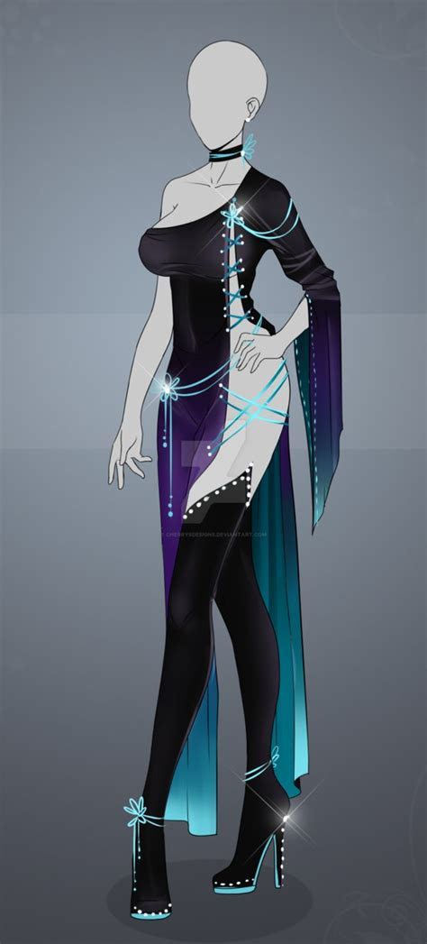 [ closed ] Auction Adopt - Outfit 476 by CherrysDesigns on ...