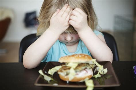kids  picky eating habits  higher rates  anxiety
