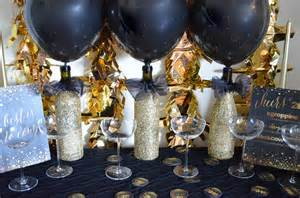 a golden year new years 2015 diy decor from scratch with provenzano