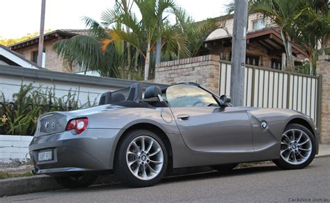 Review Bmw Z4 by Bmw Z4 Review Caradvice