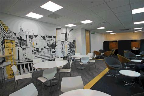 bureau interiors café city office interiors