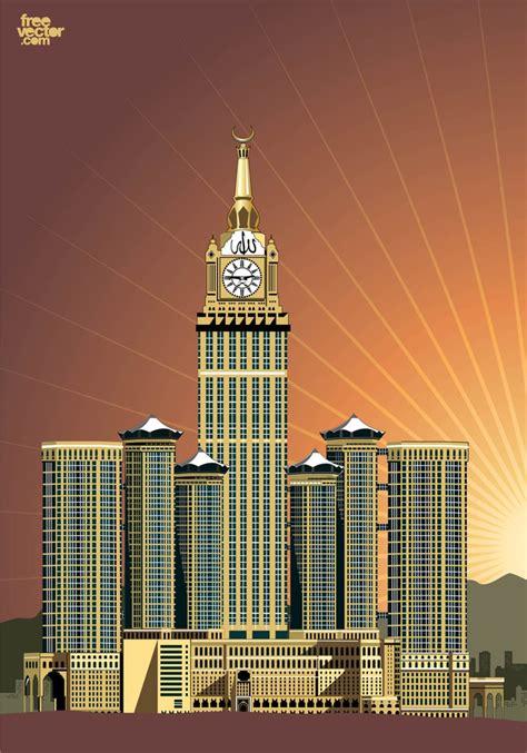 Abraj Al Appât Hôtel Tour De L'horloge  Télécharger Des