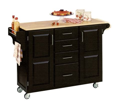 rollable kitchen cart  kitchen island  home styles