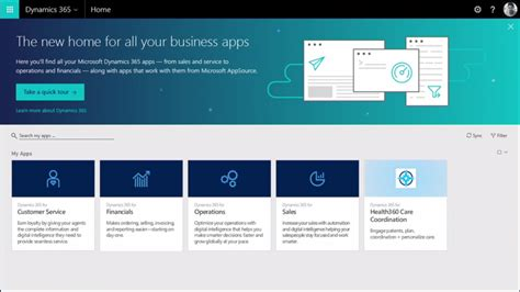 What is Dynamics 365? An overview and visuals Microsoft