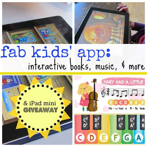 Interactive Books, Music, & More