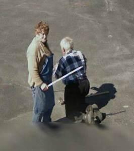 Couple En Train De Faire L Amour : top 20 des images les plus surprenantes vues sur google street view ~ Maxctalentgroup.com Avis de Voitures