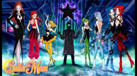 sailor moon temporada 3 home